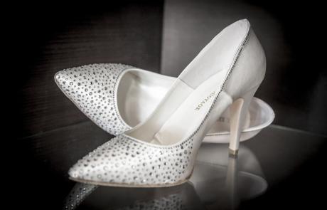 scarpe da sposa come scegliere