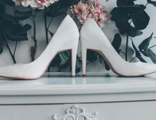 Scarpe da sposa: come scegliere il modello perfetto